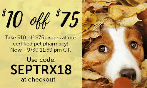 Pet Pharmacy Promo