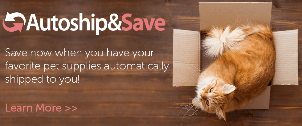 Save 5% With Autoship