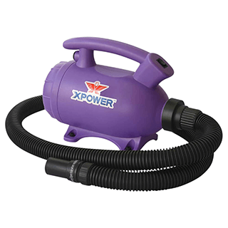 XPOWER B-55 Dryer & Vacuum