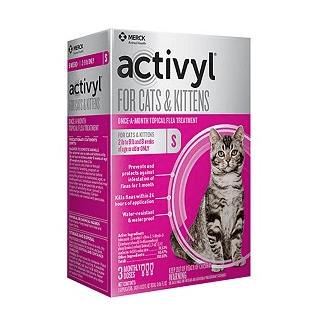 Activyl for Cats & Kittens