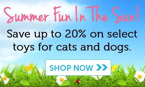 Toys for Cats and Dogs