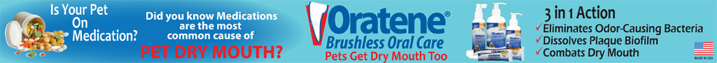 Oratene - Brushless Oral Care