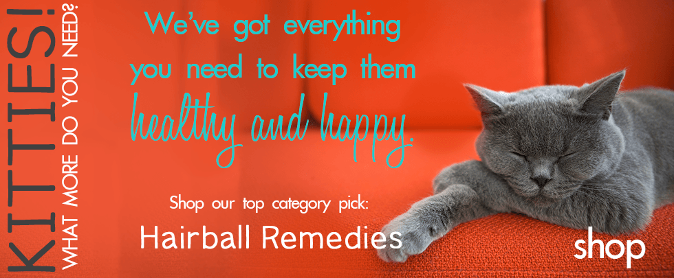 Buy Hairball Remedies for less at PetSupplies4Less.com